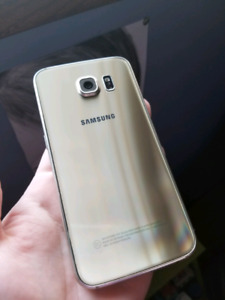 GOLD SAMSUNG GALAXY S6