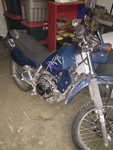KLR 250 2000$ Or trade for bigger enduro and cash or truck