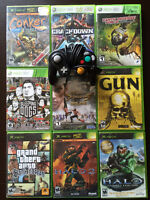 9 Xbox Games and a Free Controller
