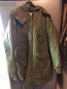 Canadian Military Winter Parka