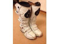 Motocross Boots, Size 7