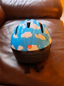 LAZER toddlers bicicle helmet size 47 - 52