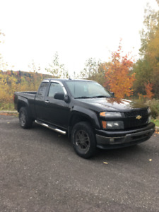 2010 Chevrolet Colorado 4x4