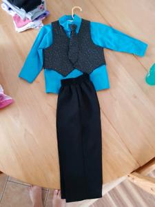Suit size 2 t 10$