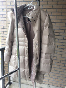 Women's Puffy Winter Coat - LIKE NEW - paid over $200