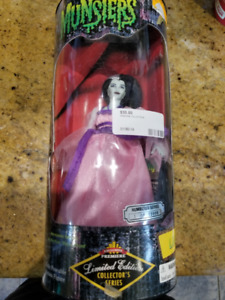 MUNSTERS COLLECTIBLE LILY DOLL