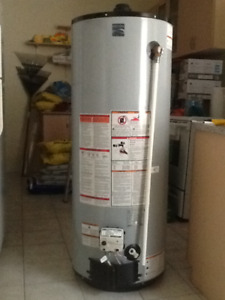 50. Gal Tall Gas Water Heater