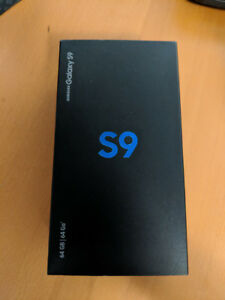 BNIB Samsung Galaxy S9 64gb Titanium Grey
