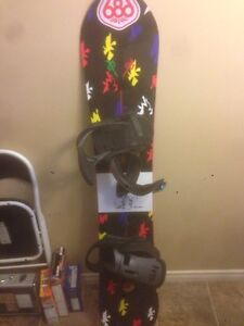 Ralph steadman snowboard