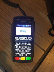 Debit machine for sale  or take over contract