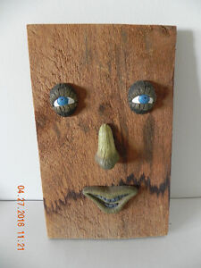 Face-on-board +Candle lantern+Drift wood West Island Greater Montréal image 2