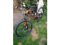 Mountain Bike Boardman Team FS