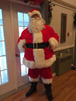 Santa for hire - call Santa on the Side!