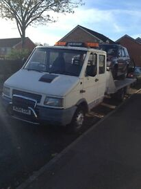 Iveco daily 6 ton truck
