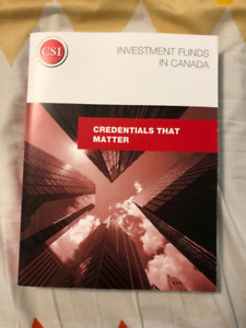 Investment funds in Canada (IFIC)