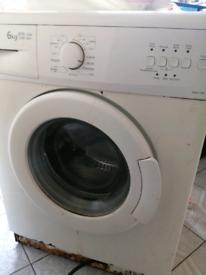 I am breaking a Beko washing machine 6 kilo