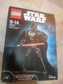 Lego Star wars figure - Darth Vader