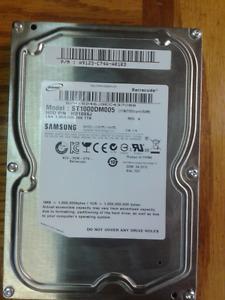 Selling 1TB HDD