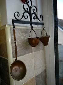 Copper Kitchen Decorations