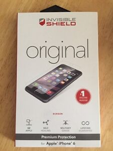 InvisibleShield Original for Apple iPhone 6 - Screen