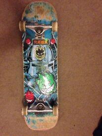 Darkstar,venture trucks, spitfire,element skateboard