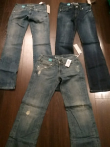 Kitson Jeans size 26, 3 pairs brand new tags on! obo