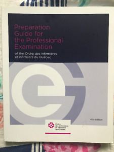 Preparation Guide for the Professional Examination of the OIIQ