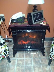 Electric Dimplex Stove