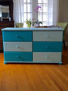 6 Drawer Dresser For Sale
