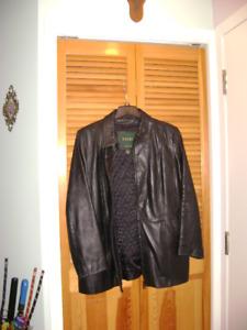 Femme - Manteau en cuir Danier