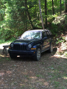 2007 Trail Rated Jeep Liberty - Great condition