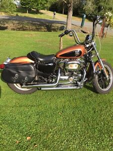 2008 Harley Sporster  price drop !!