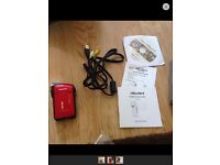 Red 5.0Mp BUSH Digital Camera