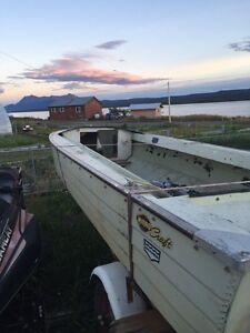 Lake boat 16 ft