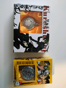 Anime pocket watches