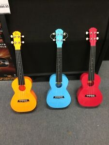 20$ UKULELES FOR SALE AT GERG'S MUSIC!!!!!!!!