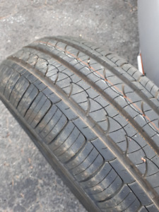 4 All seasons tires NEXEN 195/65r15 @100% tread