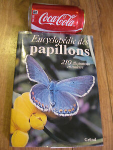 livre encyclopedie papillons du monde 210 illustrations couleurs