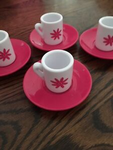 American girl plates and cups Oakville / Halton Region Toronto (GTA) image 1