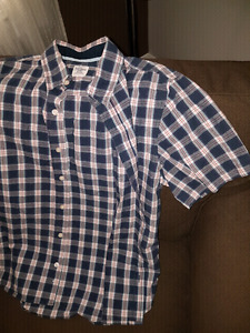 Boys button down shirts