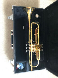 Used Yamaha ML Bore Trumpet
