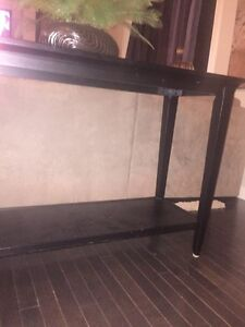 Sofa Table from Finesse Home Furnishings Strathcona County Edmonton Area image 3