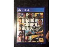 GTA V PS4 game £25 Ono