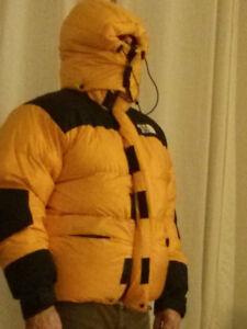 À vendre Manteau d'hivers pour homme «North Face gore dry loft