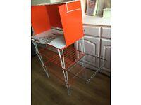 Vintage Hago Beanstalk Shelf Unit, camping caravaning holidays etc