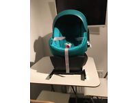 Cybex Baby Car Seat and Isofix base