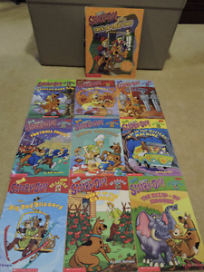 10 Scooby-Doo Books - Enfield