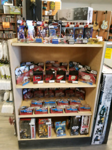 Star Wars Toys - Too Many To List!