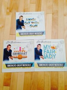 Ed Sullivan show records collectables