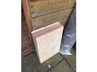 Tiles (floor or wall)